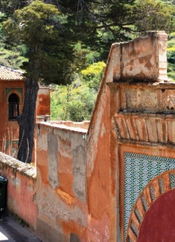 Old Moorish Ruins