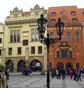 Prague Architecture 2