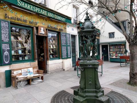 Shakespeare & Co