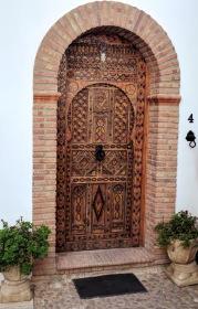 Hidden Albaicin Doorway