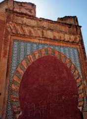 Old Horseshoe Arch