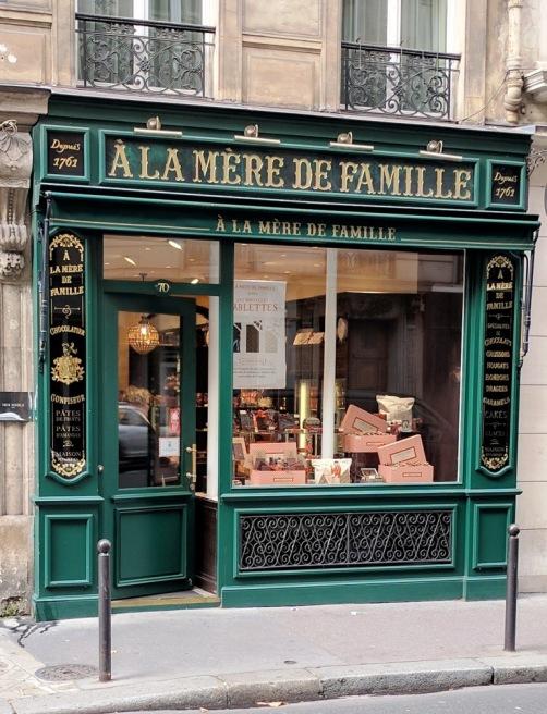 Paris Shop Window 12