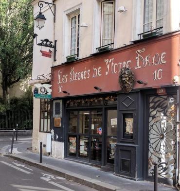 Paris Shop Window 13