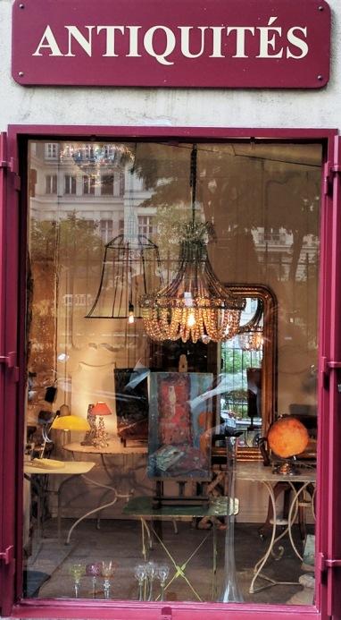 Paris Shop Window 14