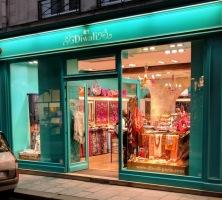 Paris Shop Window 3