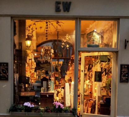 Paris Shop Window 8