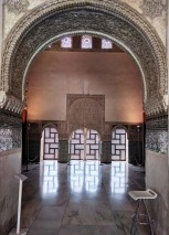 Restored Nasrid Era Interior