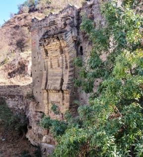 Ruins of a Moorish Bridge