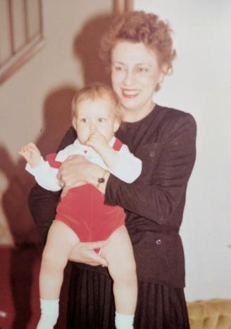 Mom & Rob